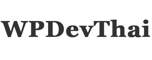 WPDevThai logo