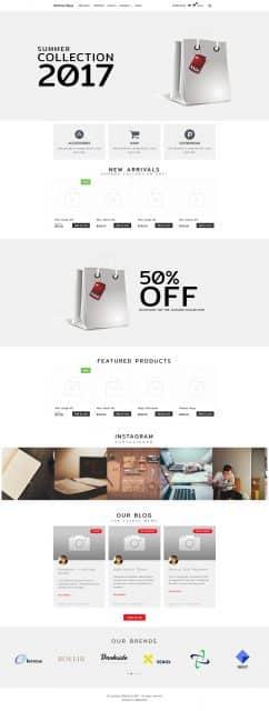 Business WPDevthai Template Shop 02