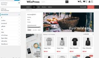 WExPress Theme Options - WPDevThai